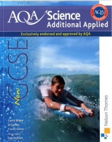 AQA Science GCSE Additional Applied Science : Student Book, Paperback