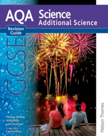 New AQA Science GCSE Additional Science Revision Guide, Paperback