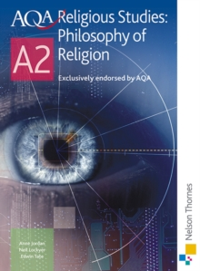 AQA Religious Studies A2 : Philosophy of Religion Student's Book, Paperback