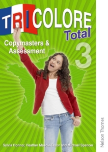 Tricolore Total 3 Copymasters & Assessment : Copymasters & Assessment, Paperback Book