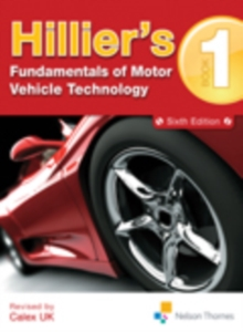 Hillier's Fundamentals of Motor Vehicle Technology : Book 1, Paperback