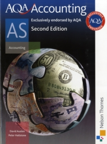 AQA Accounting AS, Paperback