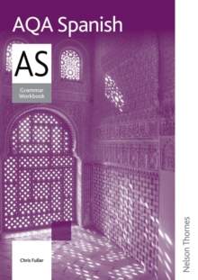 AQA AS Spanish Grammar Workbook, Paperback Book