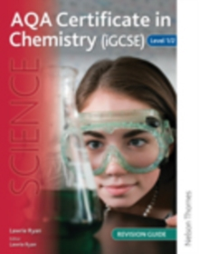 AQA Certificate in Chemistry (IGCSE) Level 1/2 Revision Guide, Paperback