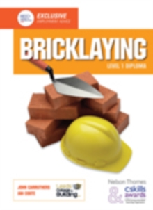 Bricklaying Level 1 Diploma, Paperback