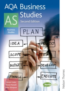 AQA Business Studies AS, Paperback Book