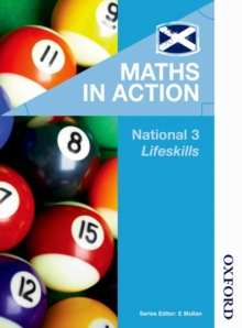 Maths in Action National 3 Life Skills, Paperback
