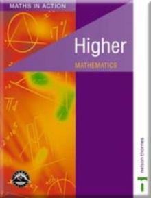 Maths in Action - Higher Mathematics, Paperback