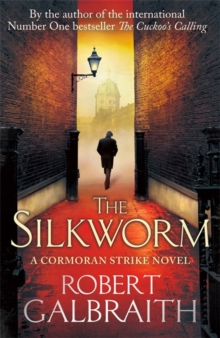 The Silkworm, Hardback Book