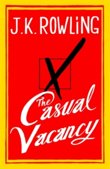 The Casual Vacancy, Hardback
