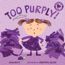 Too Purply!, Paperback Book