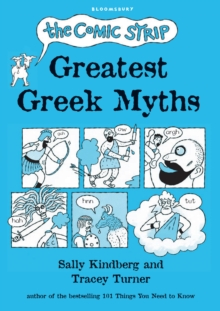 The Comic Strip Greatest Greek Myths, Hardback