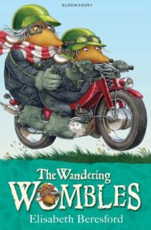 The Wandering Wombles, Paperback