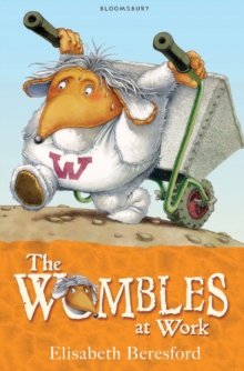 The Wombles at Work, Paperback Book