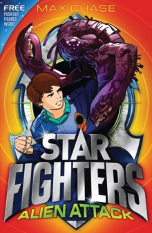Star Fighters 1: Alien Attack, Paperback