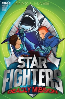 Star Fighters 2: Deadly Mission, Paperback Book