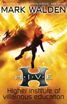 H.I.V.E. (Higher Institute of Villainous Education), Paperback