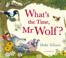 What's the Time, Mr Wolf?, Paperback Book