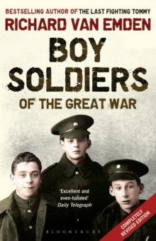 Boy Soldiers of the Great War, Paperback