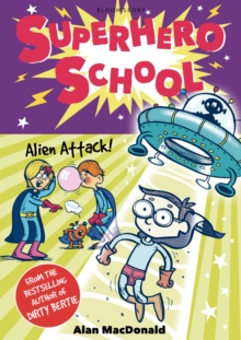 Alien Attack!, Paperback Book