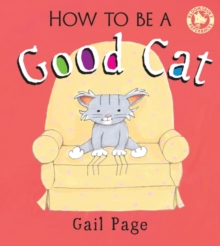 How to be a Good Cat, Paperback Book