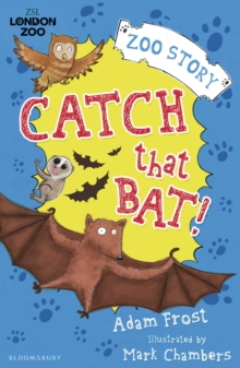 Catch That Bat!, Paperback Book