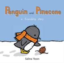 Penguin and Pinecone, Hardback