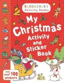 My Christmas Activity and Sticker Book, Paperback Book