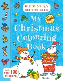 My Christmas Colouring Book, Paperback Book