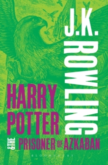 Harry Potter and the Prisoner of Azkaban, Paperback
