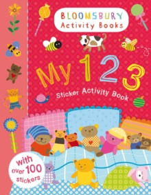 My 123 Sticker Activity Book, Paperback