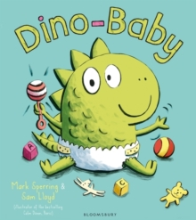 Dino-Baby, Paperback Book