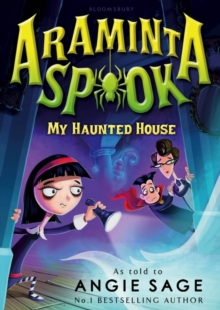 Araminta Spook: My Haunted House, Paperback