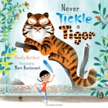 Never Tickle a Tiger, Paperback Book