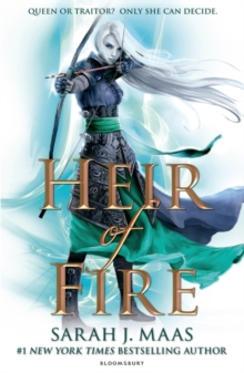 Heir of Fire : No. 3, Paperback Book