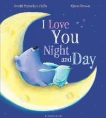 I Love You Night and Day, Paperback
