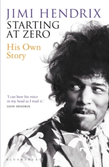 Starting at Zero : His Own Story, Paperback