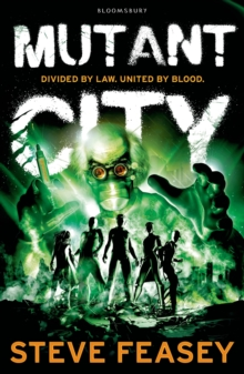 Mutant City, Paperback Book