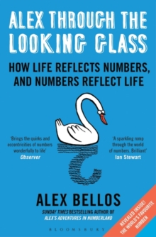 Alex Through the Looking Glass : How Life Reflects Numbers, and Numbers Reflect Life, Paperback