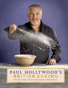 Paul Hollywood's British Baking, Hardback