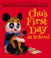 Chu's First Day at School, Paperback Book