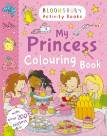 My Princess Colouring Book, Paperback