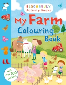 My Farm Colouring Book, Paperback Book