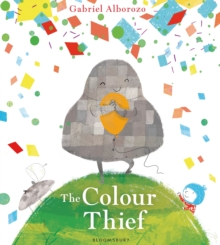 The Colour Thief, Hardback