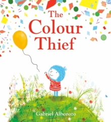 The Colour Thief, Paperback