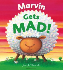 Marvin Gets Mad!, Paperback
