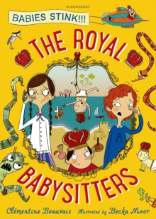 The Royal Babysitters, Paperback