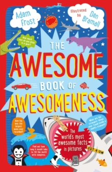 The Awesome Book of Awesomeness, Paperback