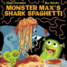 Monster Max's Shark Spaghetti, Paperback