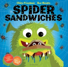 Spider Sandwiches, Board book Book